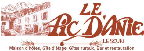 Les Hébergements du Pic d'Anie-LESCUN(64) Vallée d'Aspe